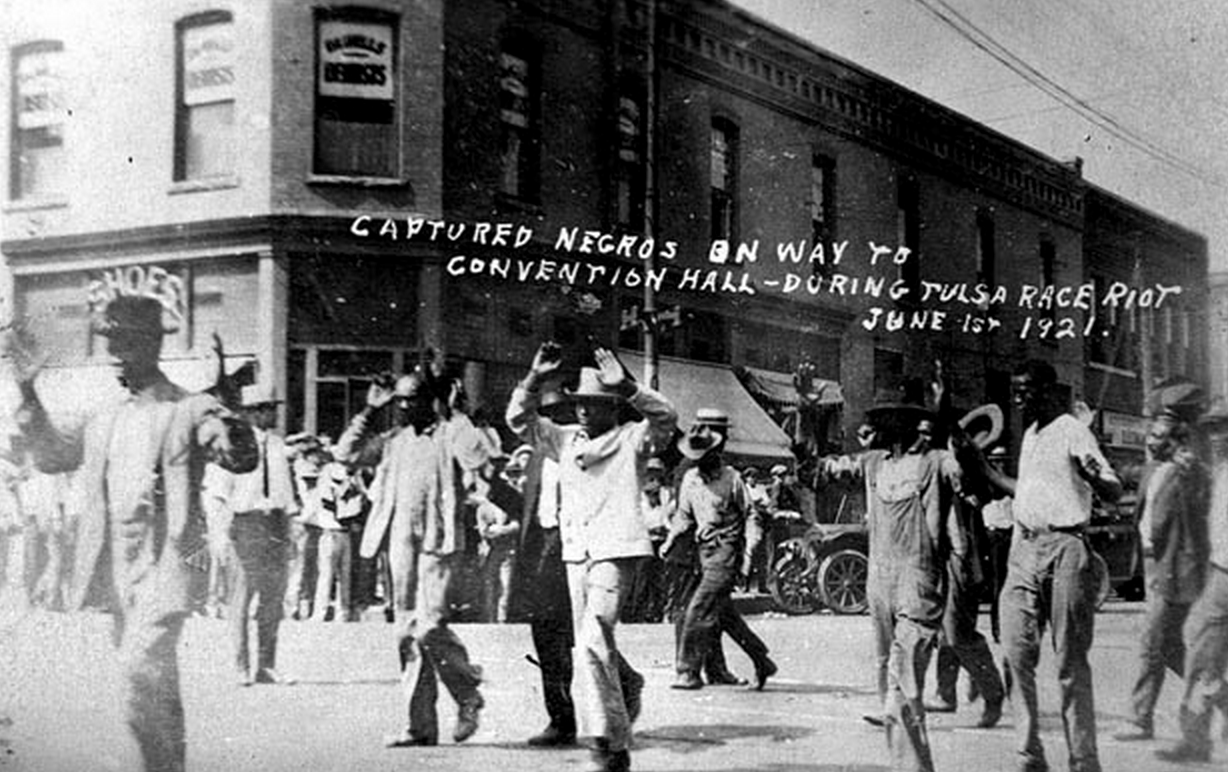 "Remembering the Tulsa ""Race Riot"" of 1921 #KnowOurHistory 