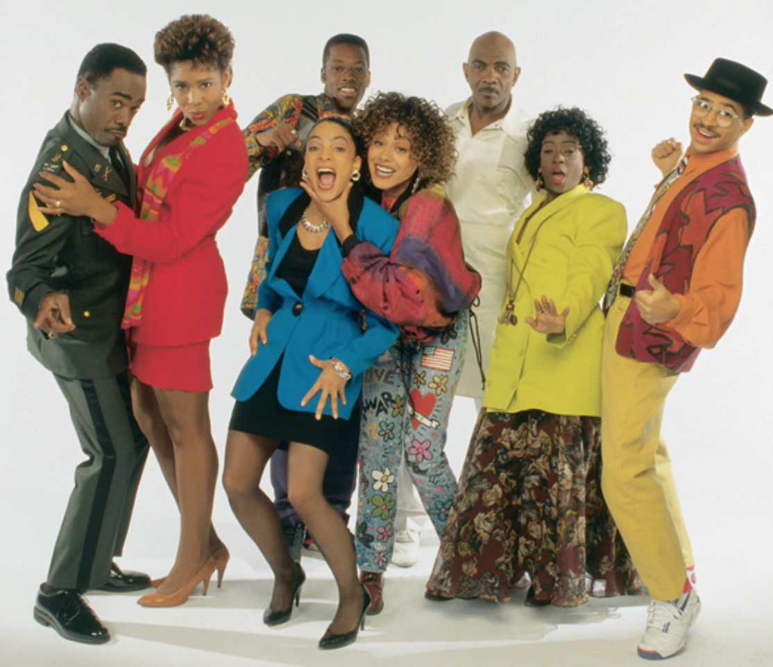 Screen Shot 2015 04 02 At 1 43 06 Pm: How Many Of These Black TV Shows Did You Watch As A Kid