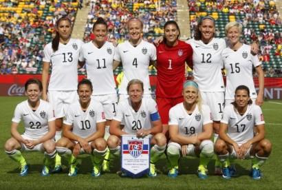 usa soccer lineup
