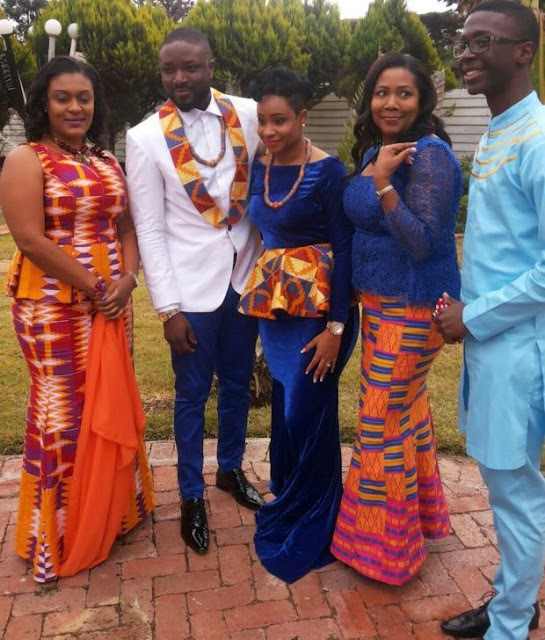10 Things You\'re Bound To See At A West African Wedding | BLAVITY