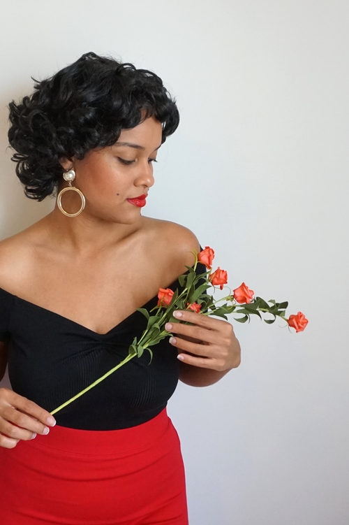 Carmen Jones costume