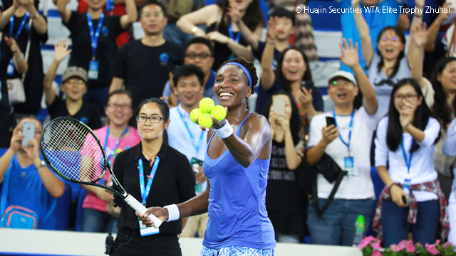 Venus Williams Wins 48th Career Title and Returns to Top 10 - Blavity