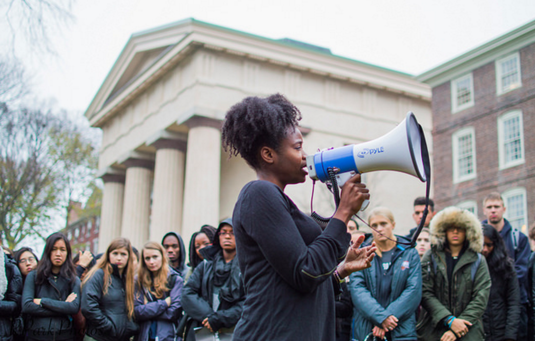 22 Campuses Who Spoke in Solidarity with Mizzou & Yale This Week #BlackonCampus