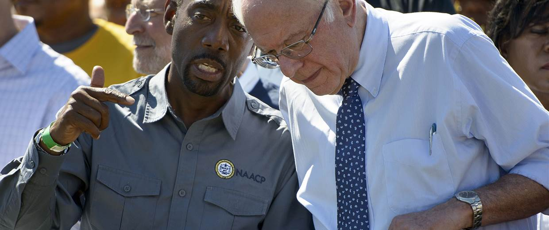 Bernie Sanders Plans Barbershop, HBCU Tour, and Prayer Meetings