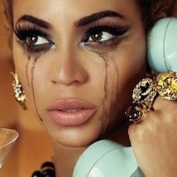 Bey Crying