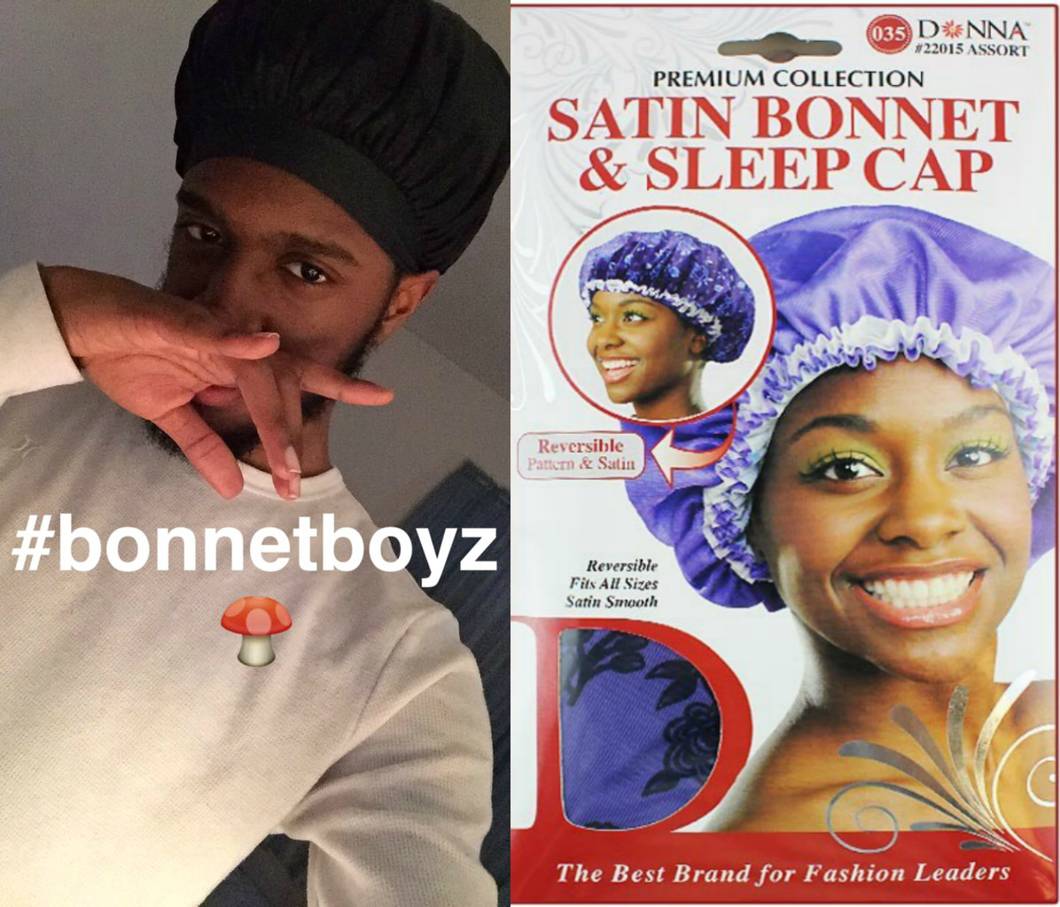 f4f7b5580 Goodbye DuRag, Hello... Bonnet? #BonnetBoyz makes a splash on ...