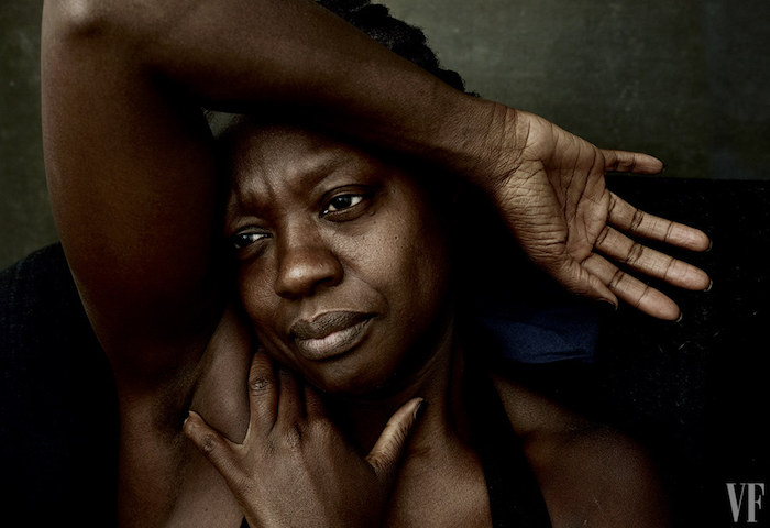 Annie Leibovitz photographs Lupita, Viola, Gugu and more for ...