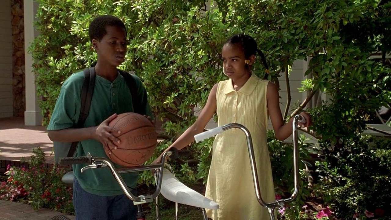 Love and basketball movie scenes