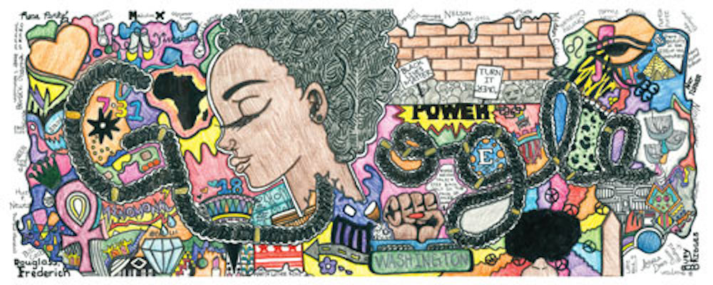 This Dc Teenager Won The Doodle 4 Google Contest With This Drawing