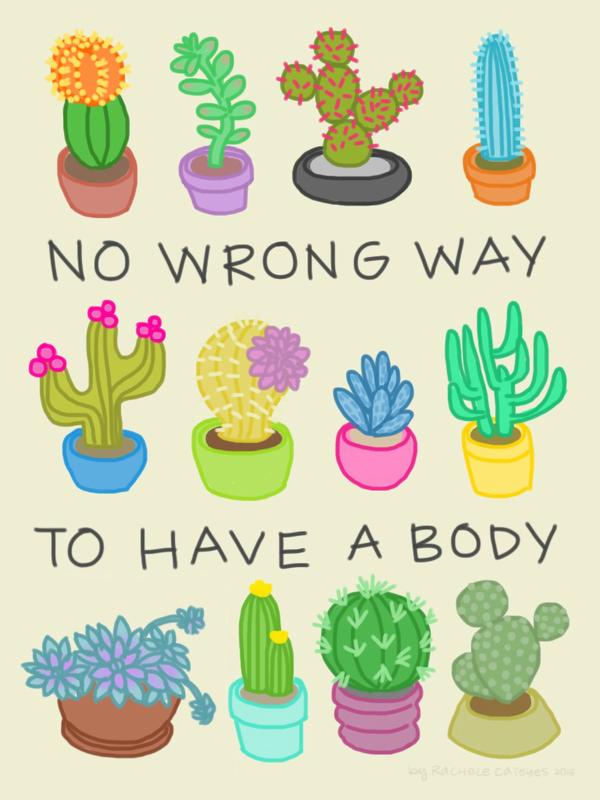 diverse bodies