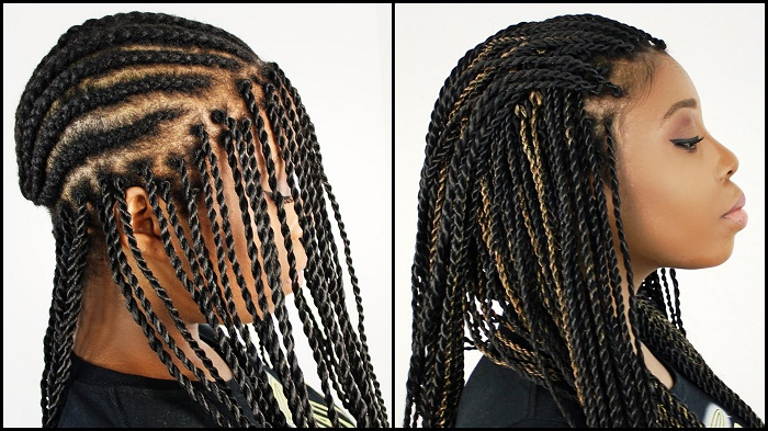 I Tried Diy Crochet Braids And This Is What Happened Blavity News