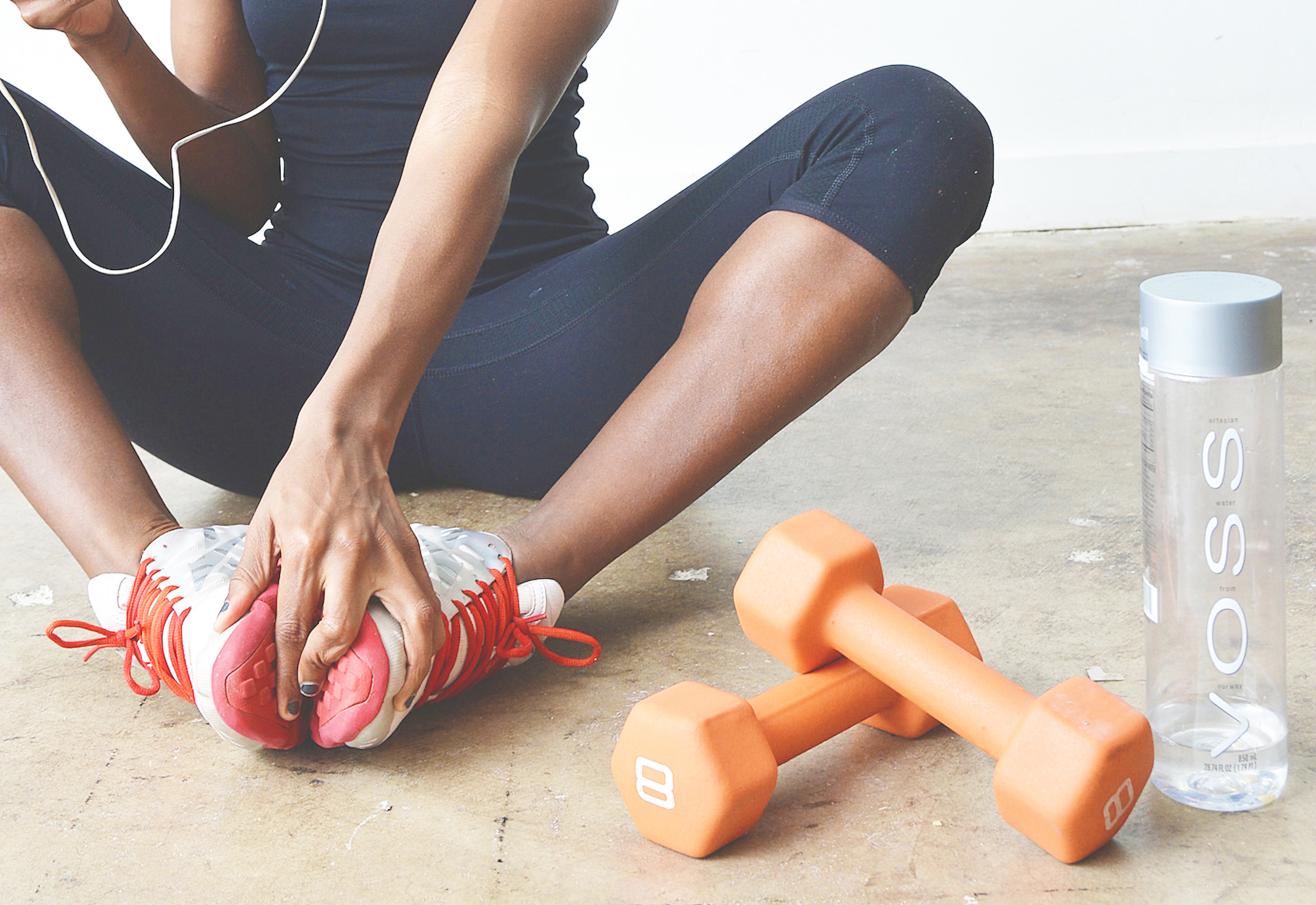 Start an at-home gym with these 9 pieces of equipment