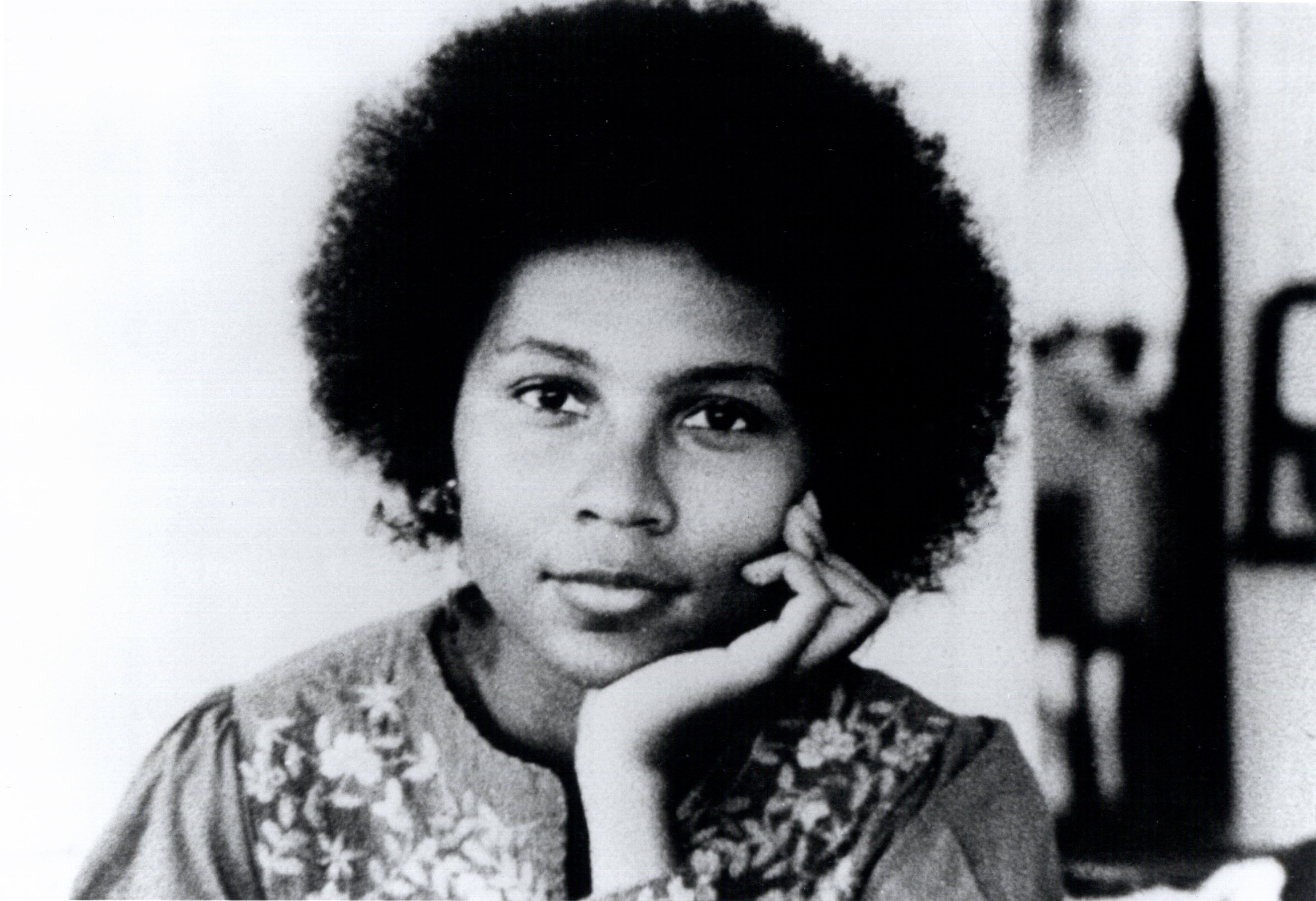 Photo: bell hooks