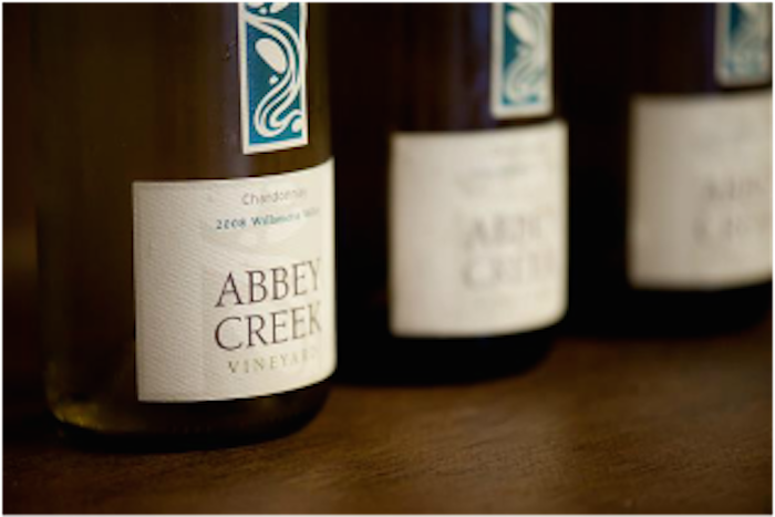 Photo: Abbey Creek Vineyard