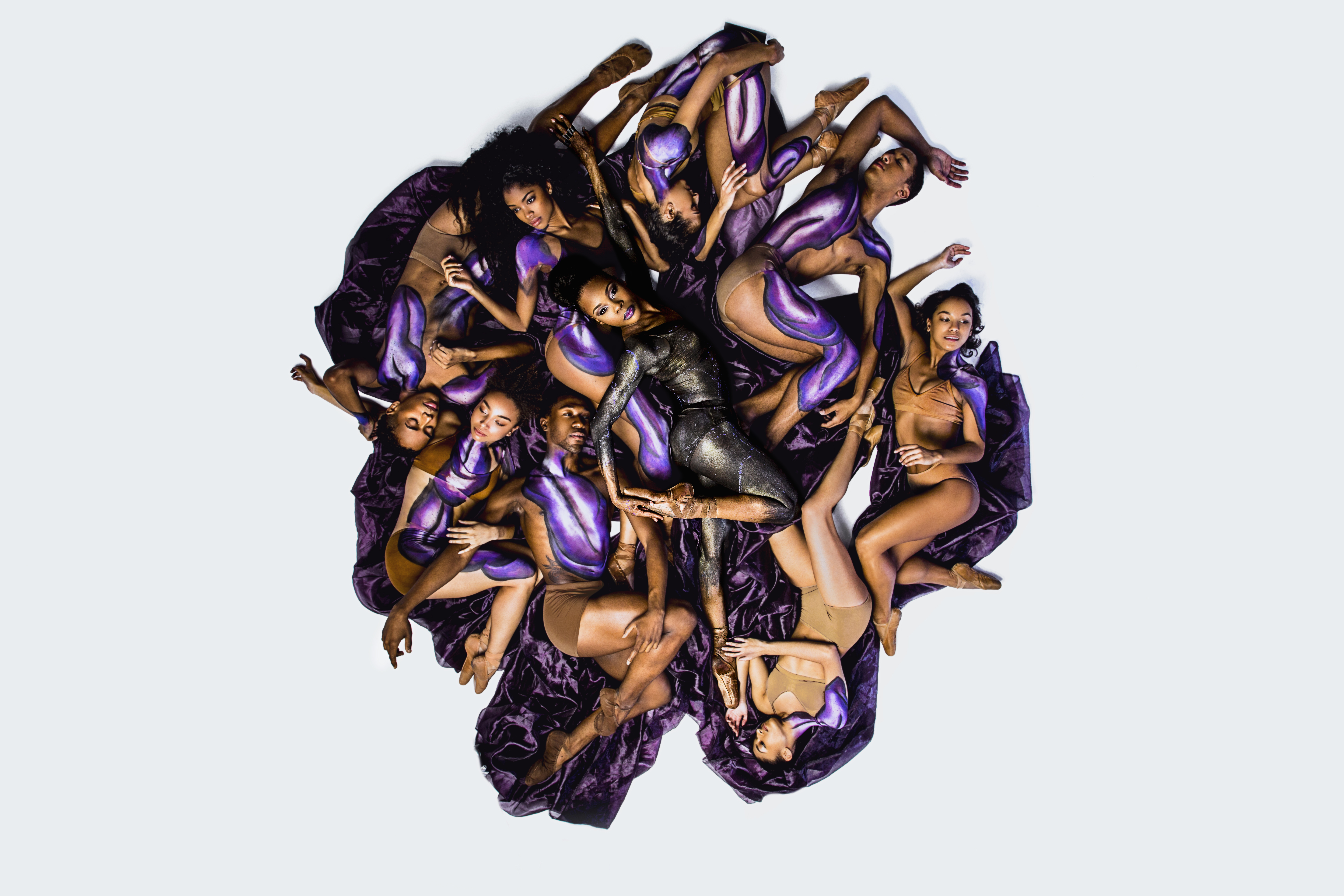 The Black Iris Project Bridges Ballet And The Black Experience