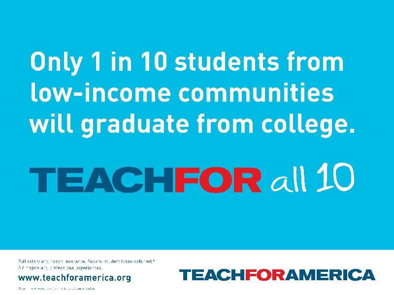 Photo: teach for america