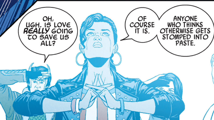 LGBTQ Marvel/DC characters of color