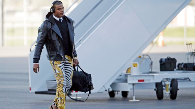 Cam Newton explains the importance of style