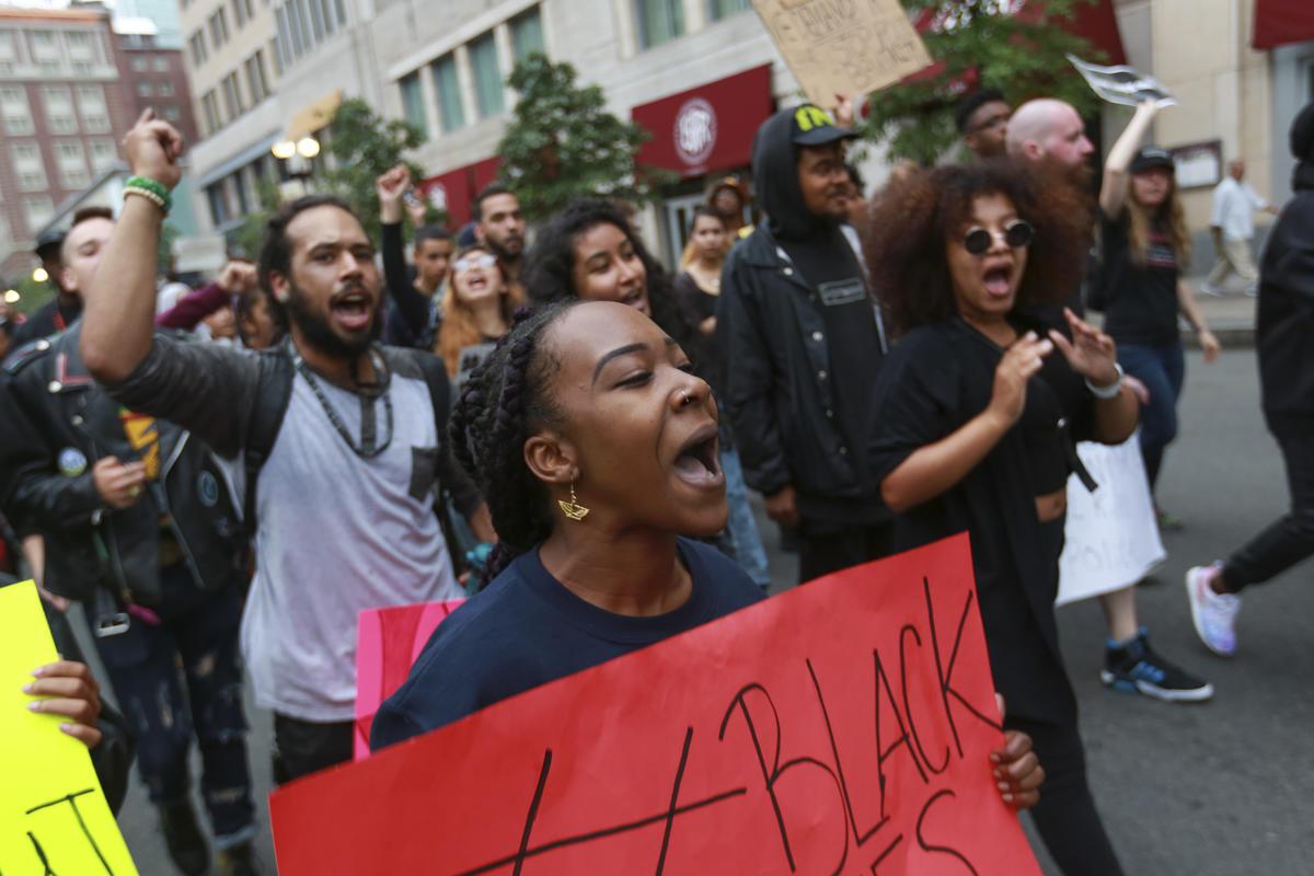 #BlackLivesMatter Boston