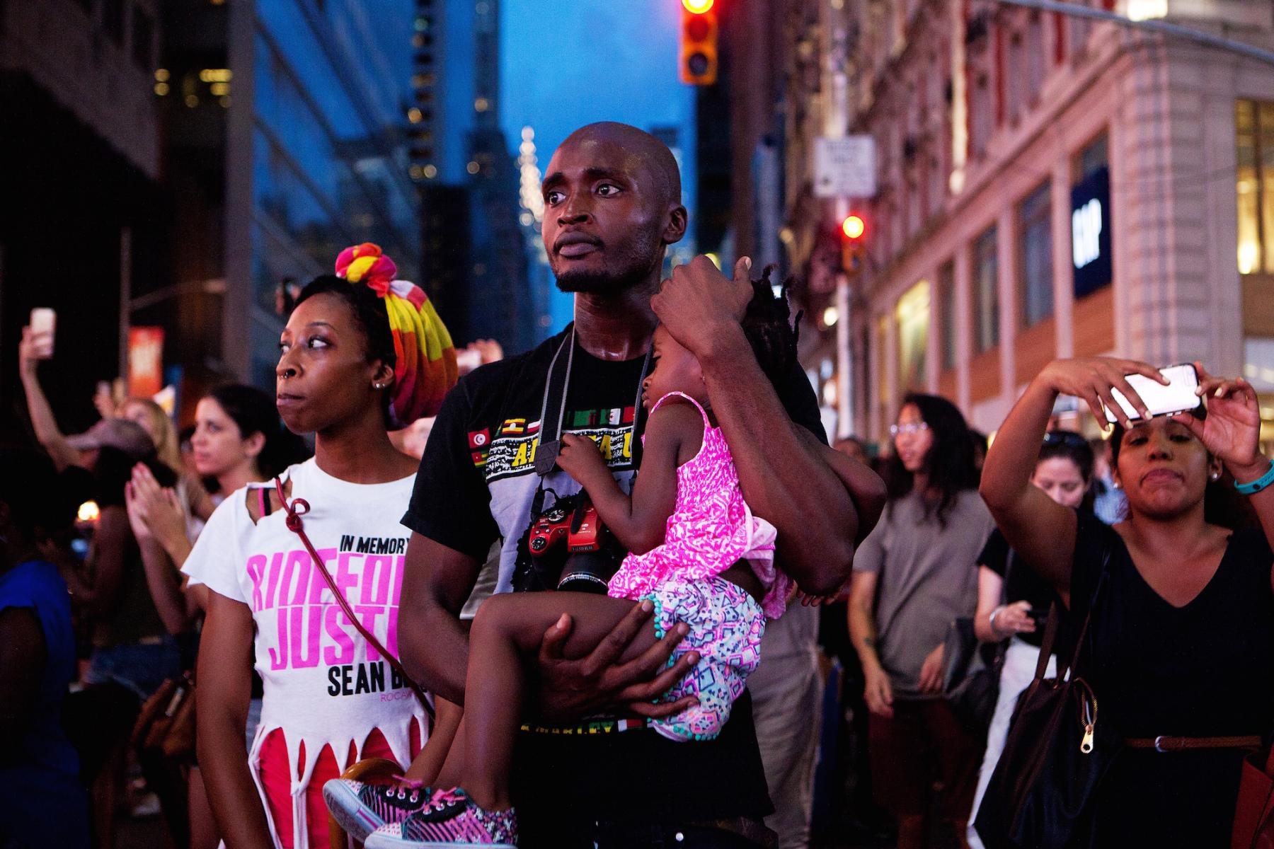 #BlackLivesMatter New York City