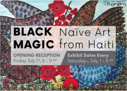http://oaklandartmurmur.org/events/black-magic-art-of-haiti/