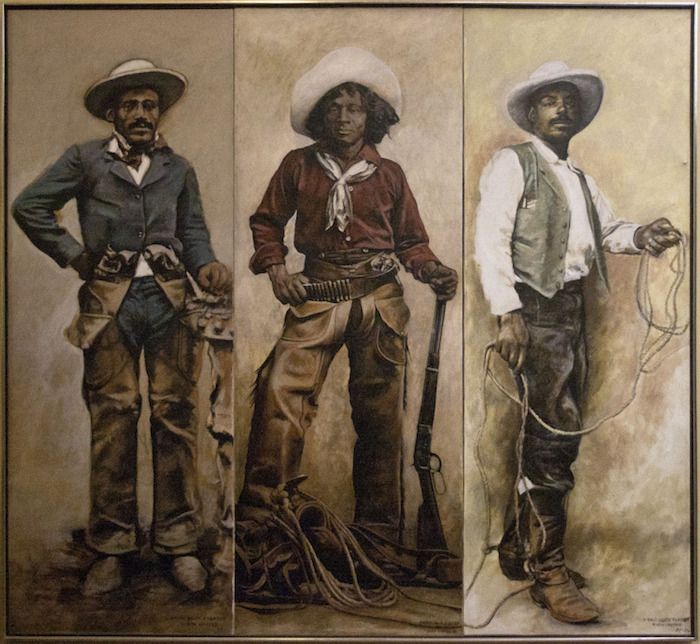Lit History Don T Let Hollywood Fool You Black Cowboys