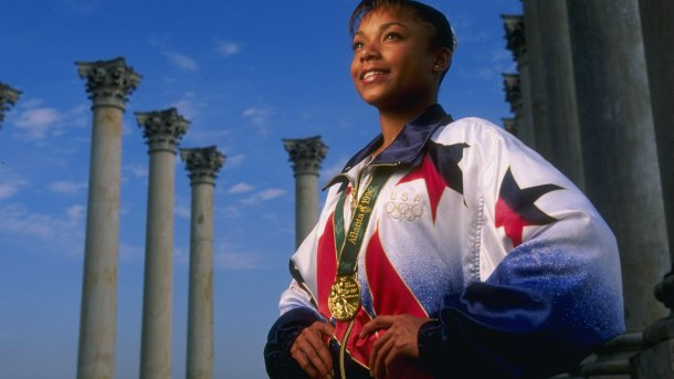 dominique dawes 1996 olympics