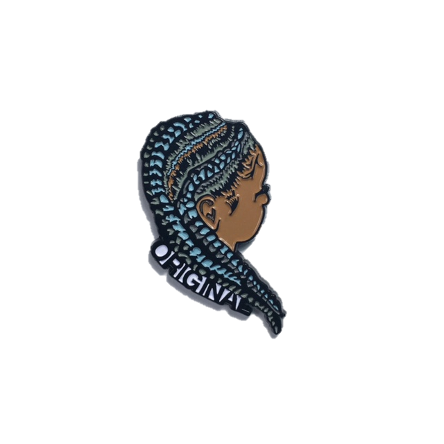 The first pin collection features the Original, G.O.A.T and Culture pin.