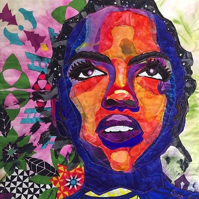 These Gorgeous Quilts Celebrating Black Life Will Blow