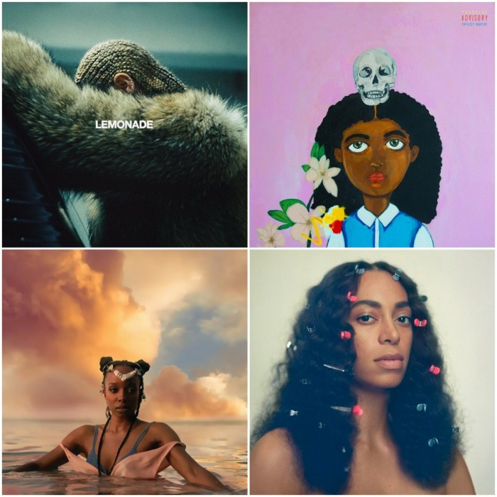 black women in music
