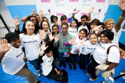 Dream Girls DMV at the UN Girl Up DC Event