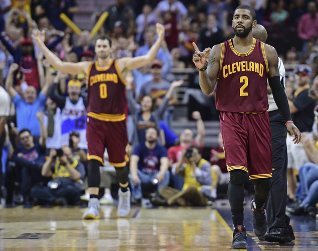 Cavaliers' James moves into 10th on NBA scoring list